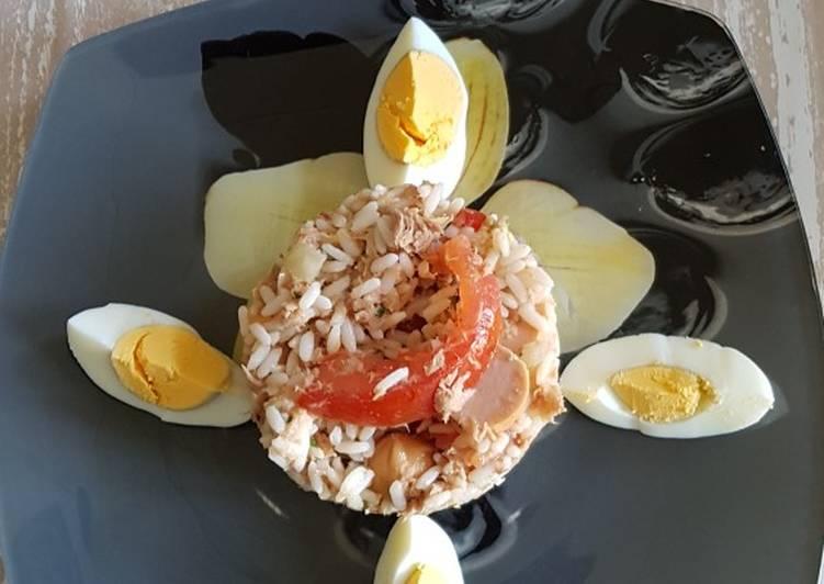 Salade de riz
