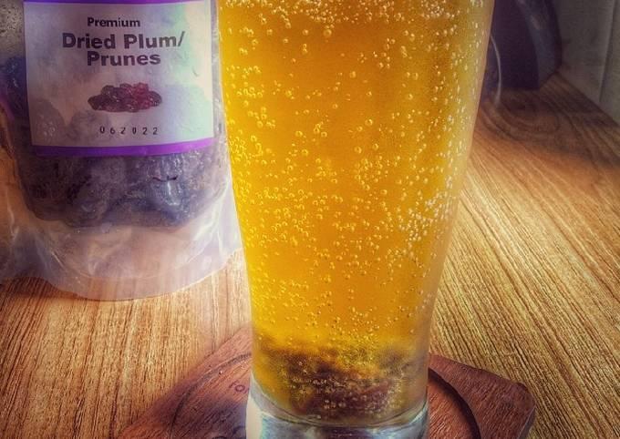 Dry Plum Soda