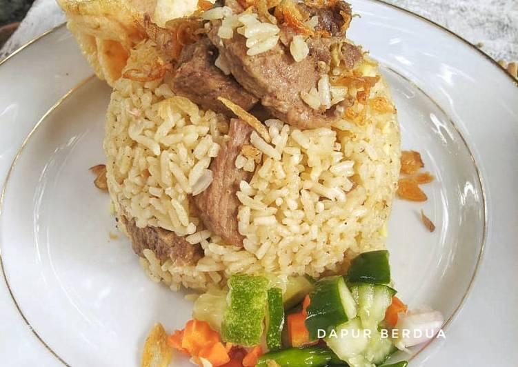 Nasi Kebuli Sapi - cookandrecipe.com