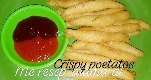 Crispy Poetatos