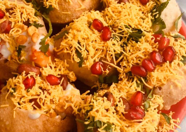 What is Dinner Ideas Love Sev puri