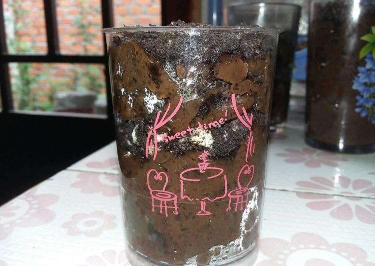 Oreos Chocolate Pudding