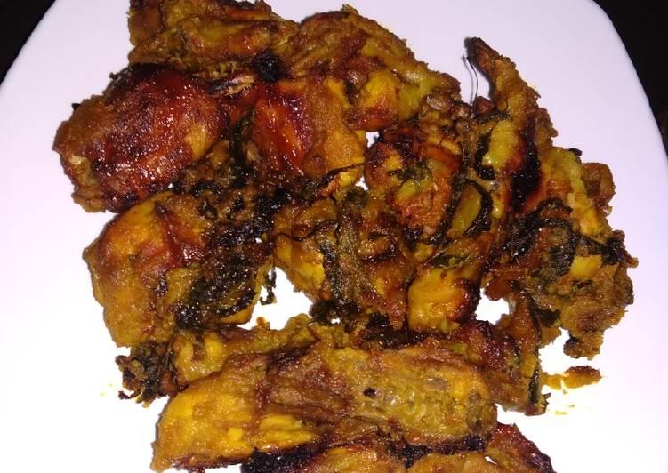Ayam panggang oven