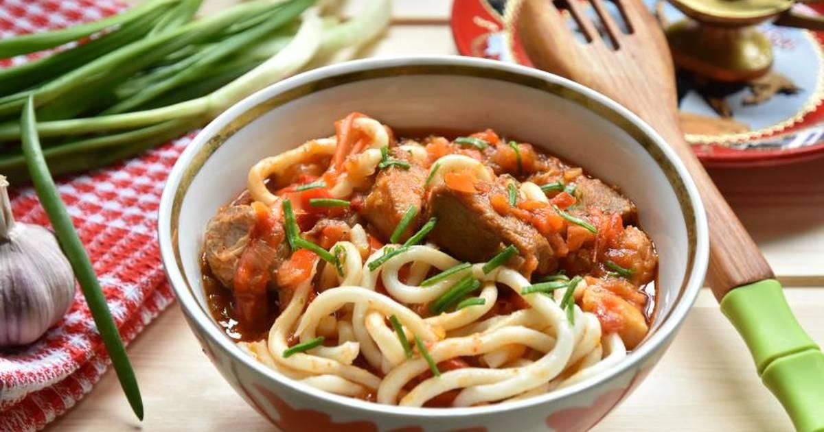 могут рецепт дунганской кухни с фото его проще простого