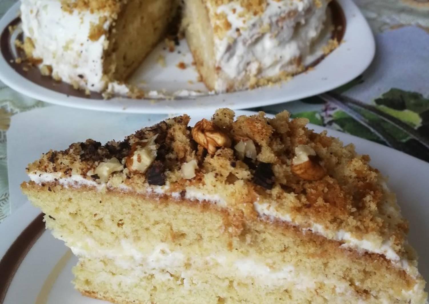 торт шишка на сметане рецепт с фото анализ позволяет