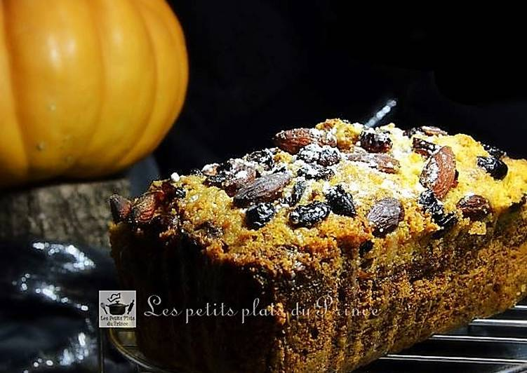 Pumpkin cake : le gâteau épicé à la citrouille