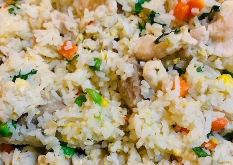 Nasi Goreng Campur (Resep No.51)