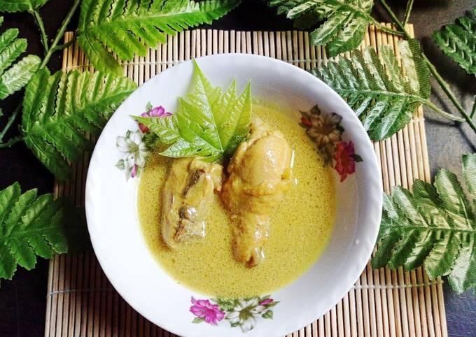 152. Kare Ayam Jawa Timur