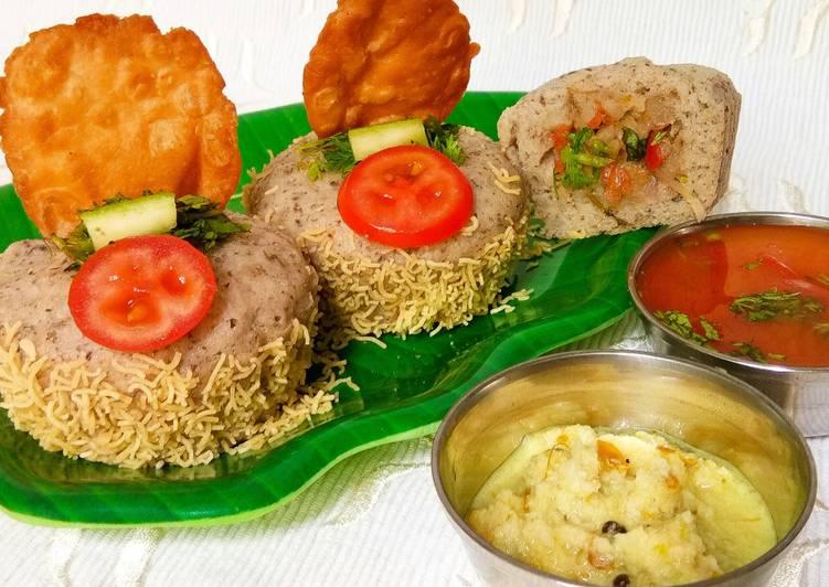 30 Minute Steps to Make Speedy Jhalmuri idli