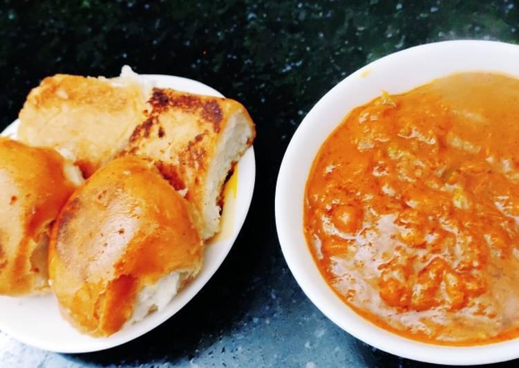 Easiest Way to Cook Yummy Pav bhaji