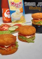 48 Resep Burger Ayam Sehat Enak Dan Sederhana Ala Rumahan Cookpad