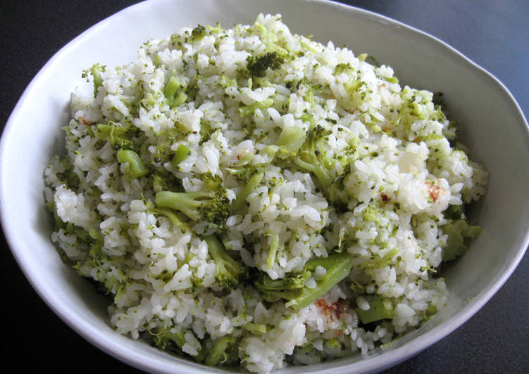 Broccoli Rice, Foods That Benefit Your Heart