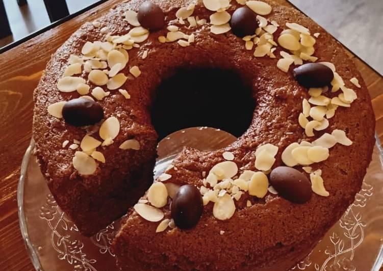 Ricetta Ciambella di uova di cioccolato