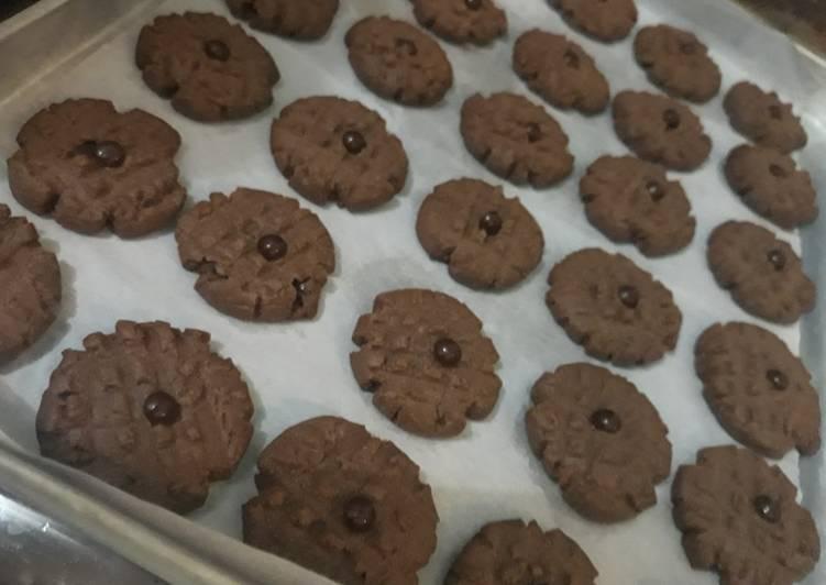 Choco Cookies Simple