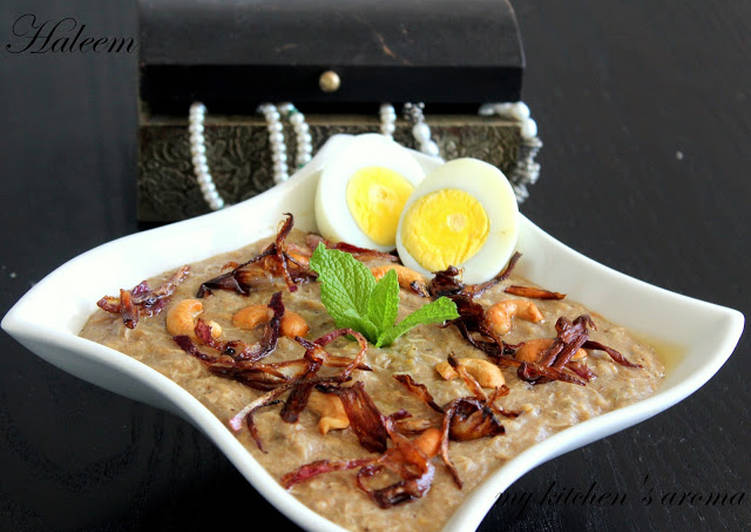 Easiest Way to Cook Yummy Hyderabadi Haleem