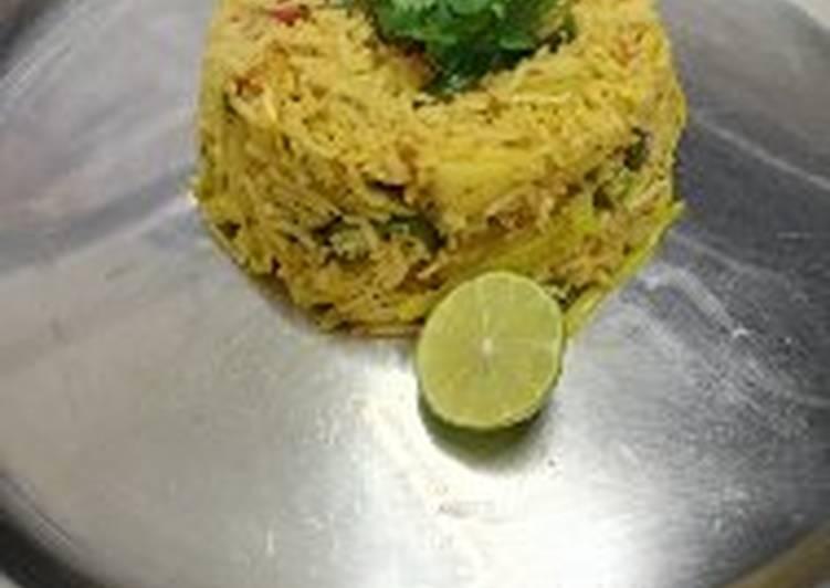15 Minute Recipe of Love Jhatpat Veg Pulao