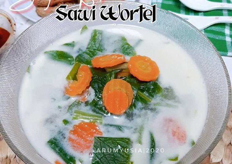 sayur-bobor-sawi-wortel
