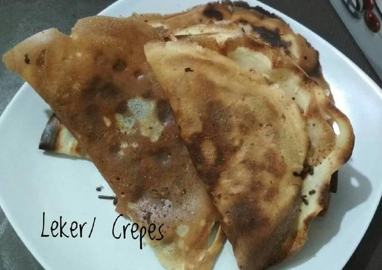 Crepes/ Leker