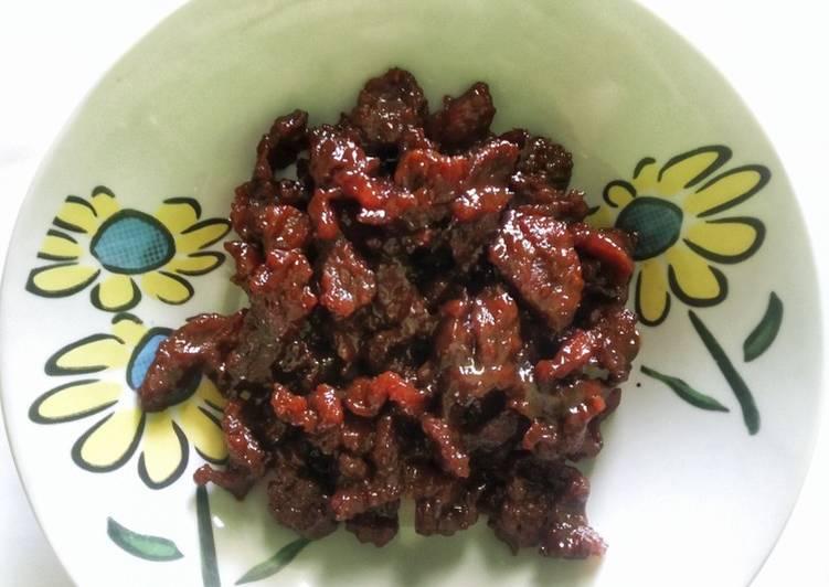 Resep Kekinian Beef Bulgogi