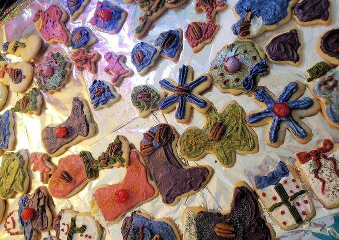 How to Prepare Appetizing Christmas Sugar Cookies