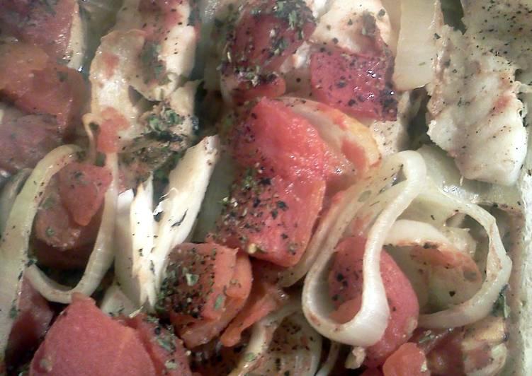 Bake Fish(boneless whitting)