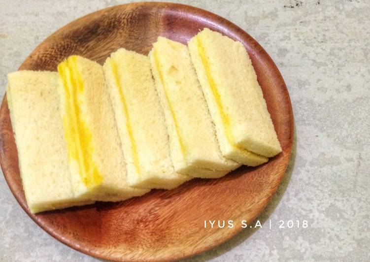 Roti Kukus Mentega