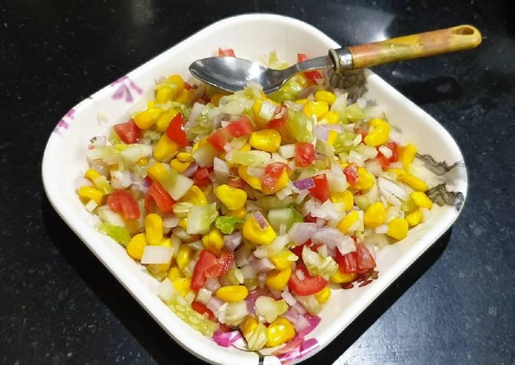 Recipe of Award-winning Healthy Corn Salad