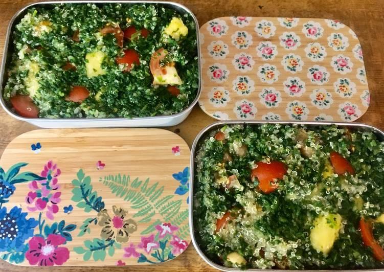 Healthy quinoa 2