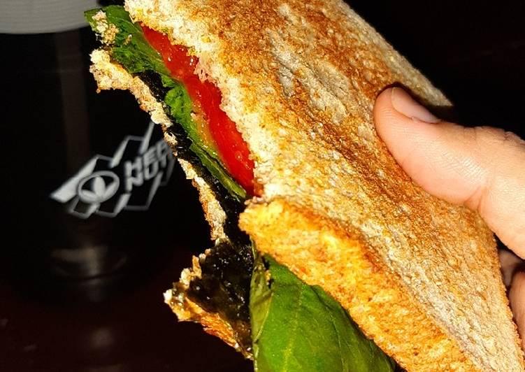 Sandwich sehat hanya 200 kalori