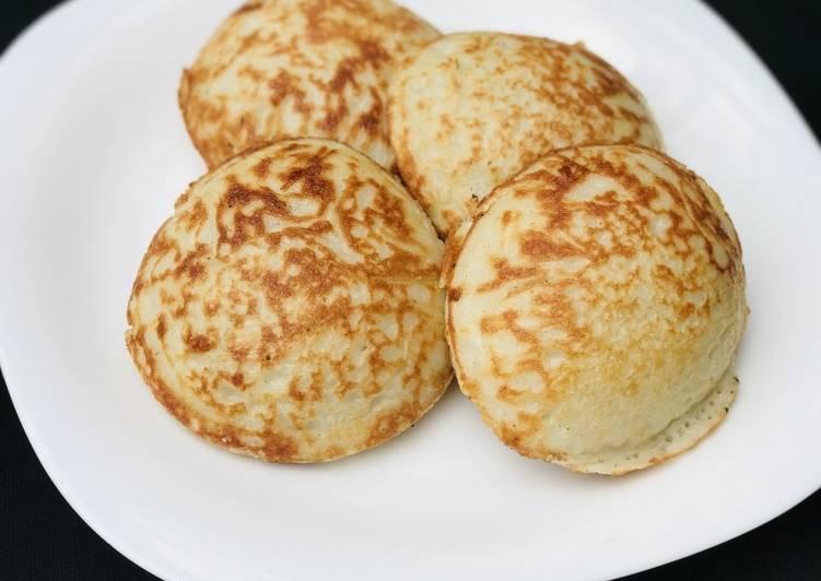 Coconut masa