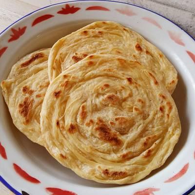 Roti Canai (Roti Prata)