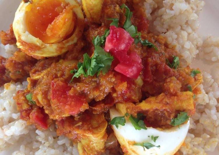 Birmingham Balti Chicken Curry