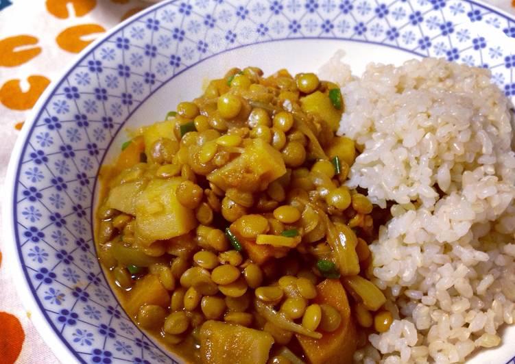 Vegetarian Lentil Curry
