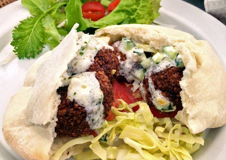 Easiest Way to Prepare Ultimate No-fail Chickpea Falafel