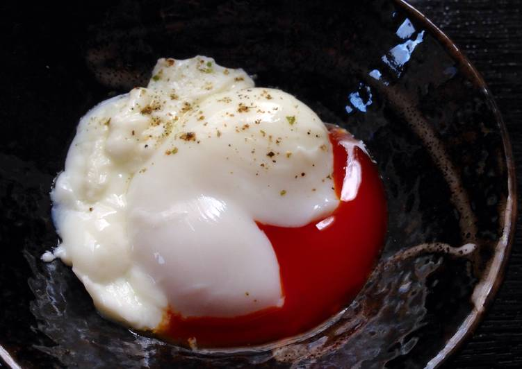 "Onsen Tamago (Japanese-style ""Poached"" Eggs)"