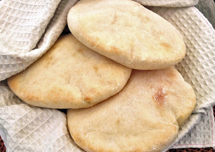 How to Make Favorite Perfect Pita Bread