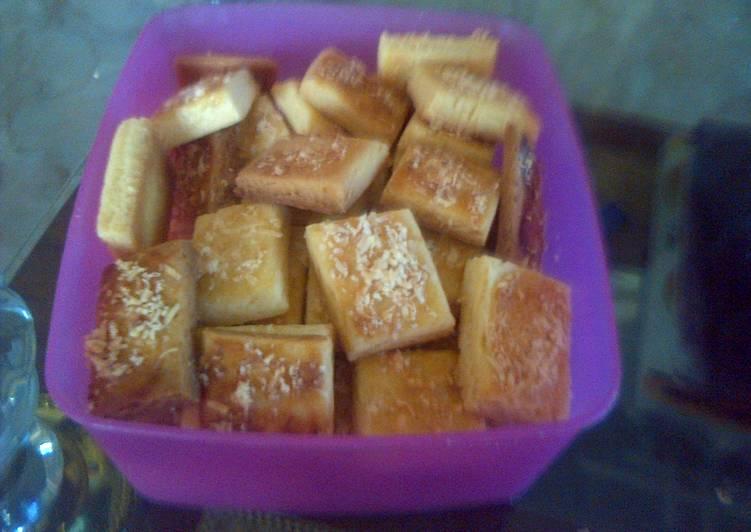 Resep Masih Skm Cookies Oleh Dapoer Hidjaoe Cookpad