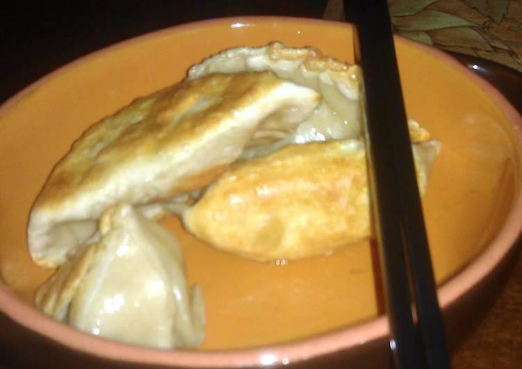 Butternut Squash Vegetarian Dumpling Filling