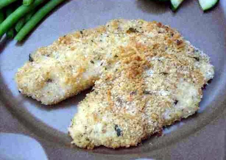 Discover How to Improve Your Mood with Food Broiled Talapia Parmesan