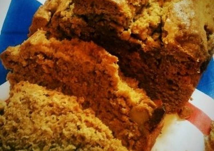 Cinnamon Ginger Pound Cake