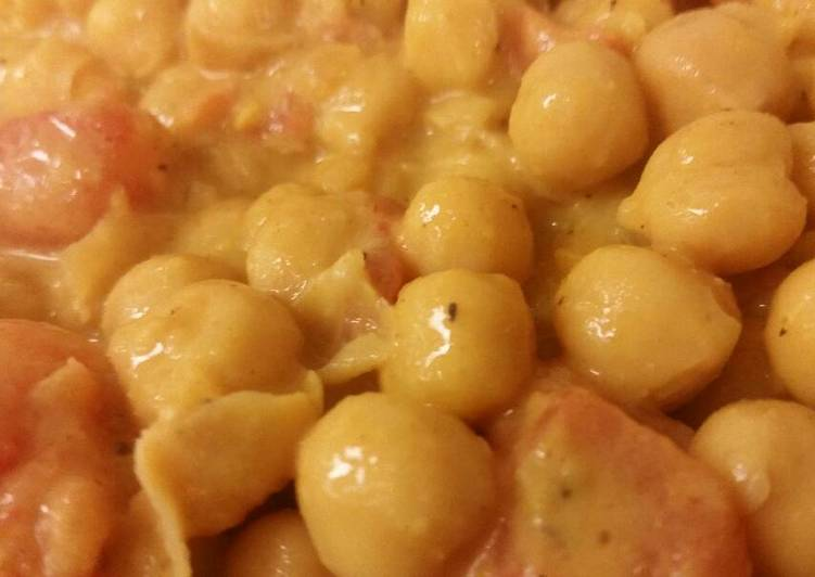 Step-by-Step Guide to Make Ultimate Curry Chickpeas