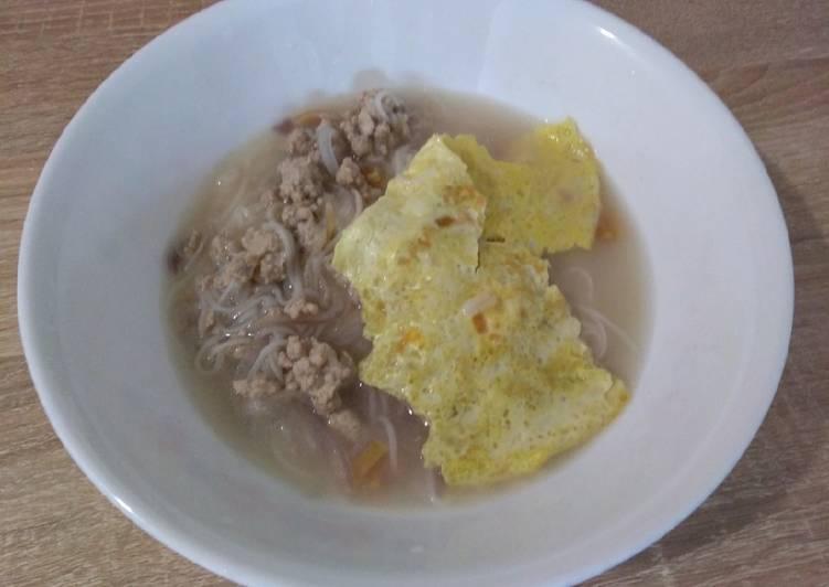 Recipe of Award-winning 蛋香面线 Egg Fragrance Flour Vermicelli