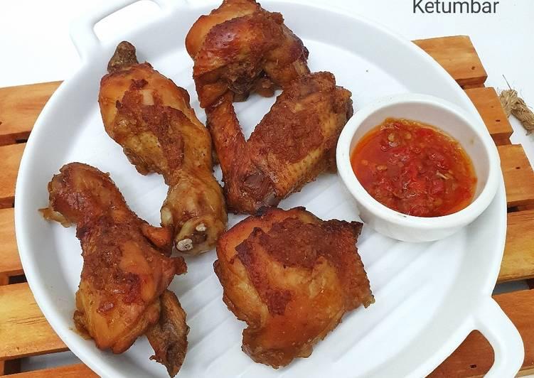 Ayam Panggang Ketumbar