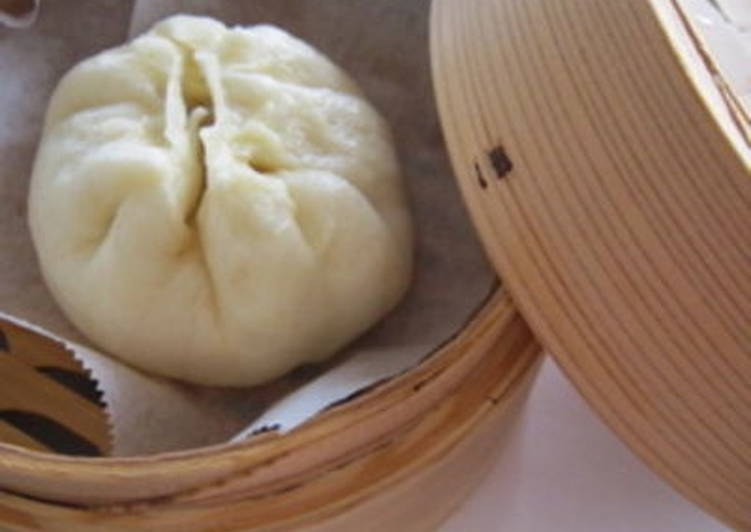 Permalink to Homemade Chinese Steamed Buns with Pork (Nikuman) Recipe