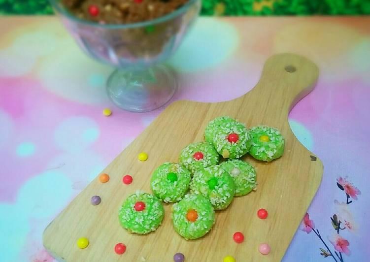 1.Kue Janda Genit Pandan - cookandrecipe.com