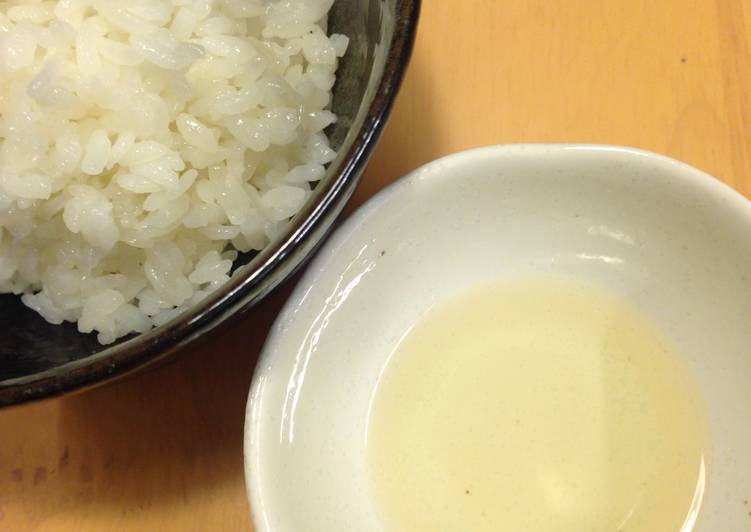 Vinegared Sushi Rice