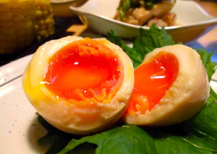 Nitamago (Flavored Boiled Egg)