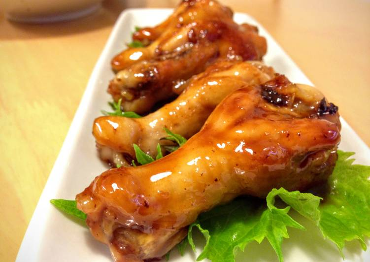 Simple Way to Make Award-winning Sweet & Sour Chicken Wings
