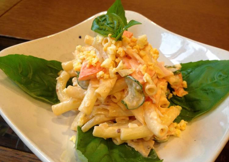 How to Cook Perfect Macaroni Salad