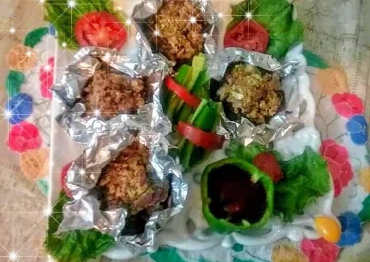 Top 100 Dinner Ideas Fall Jahangir foil kababs